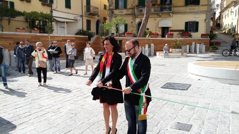 Giro Podistico Elba inaugurazione