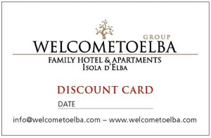 welcome to elba discount card