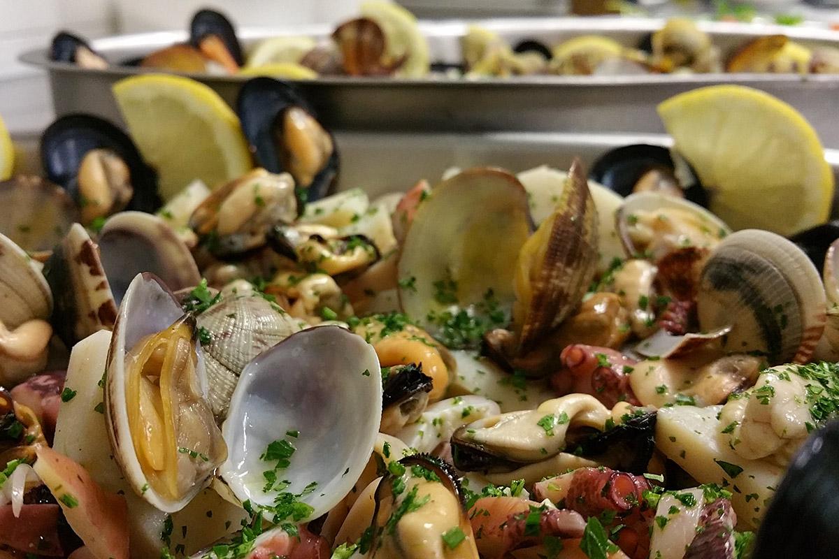 Cucina Hotel Montemerlo