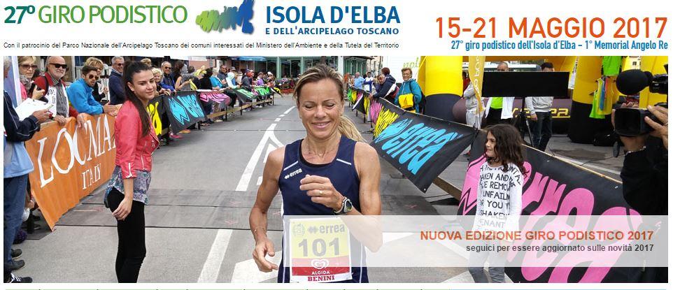 Giro Podistico Isola d'Elba offerte