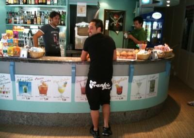 Il Bar sulla spiaggia di Fetovaia