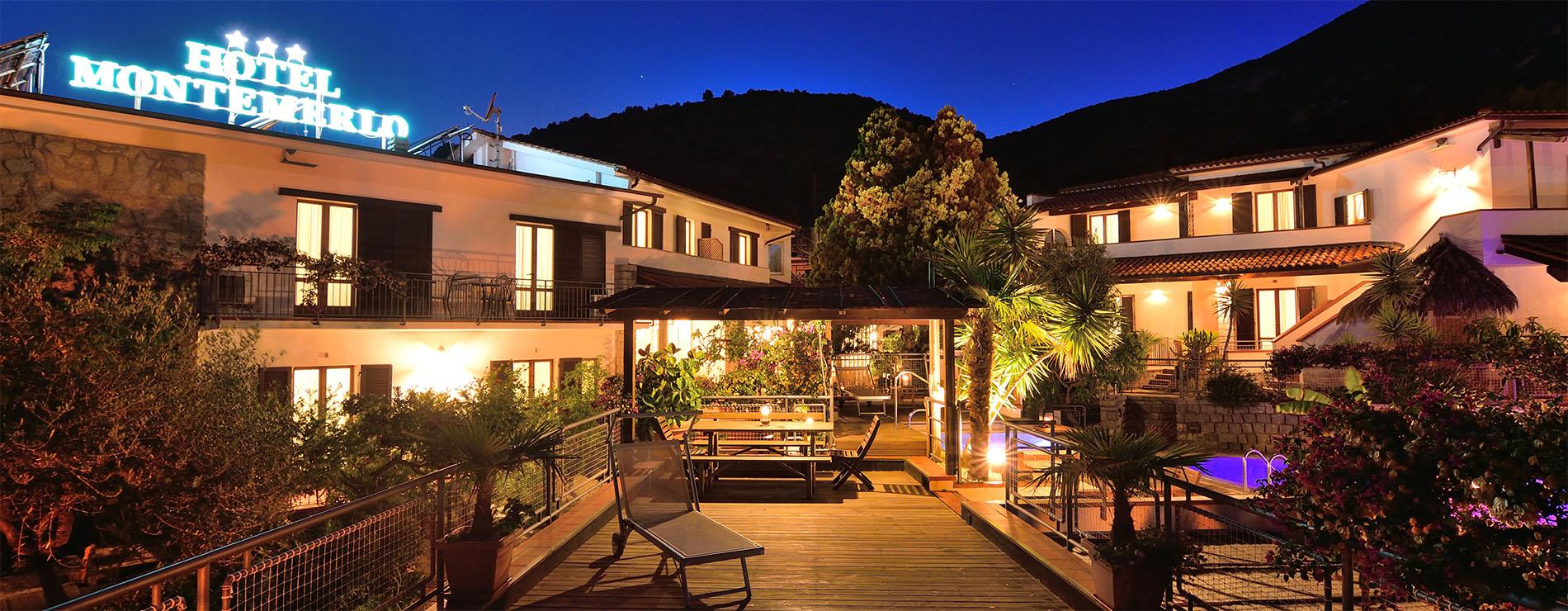 Hotel Montemerlo Fetovaia