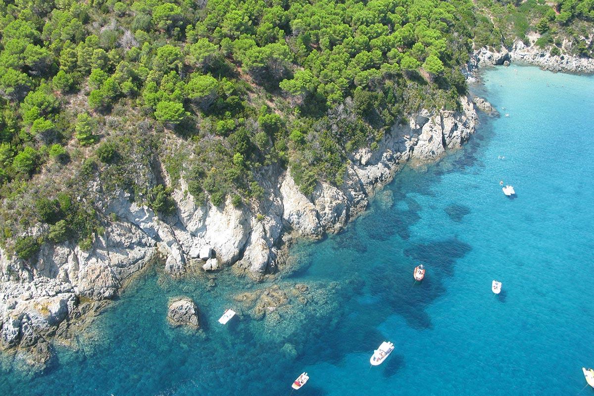 Isola d'Elba - Baia di Fetobaia