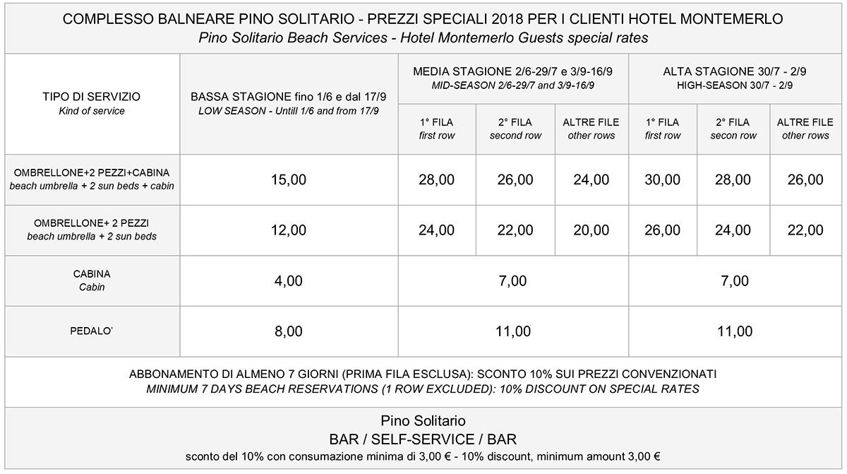 prezzi spiaggia 2018-sm